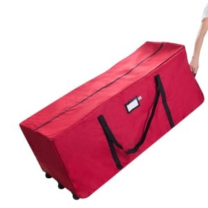 duffle bag with wheels Christmas tree storage