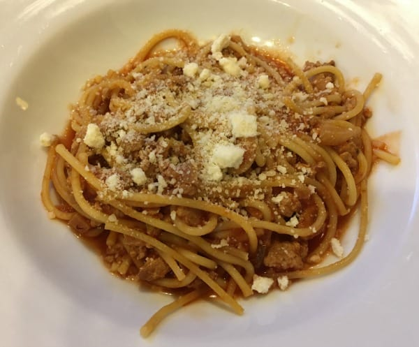 Easy Crockpot Spaghetti Recipe — With Uncooked Noodles!