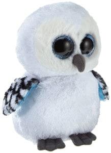 Owl Stuffed Animal with Big Eyes