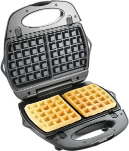 Best waffle maker and iron with removable plates