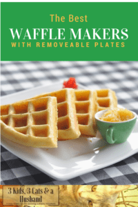 Reviews of the Best Belgian Waffles with Removable Plates