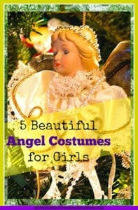 5 Beautfiful Angel Costumes for Girls
