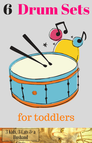drum sets for toddlers