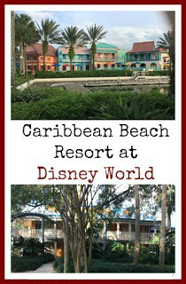 Caribbean Beach Resort at Disney World