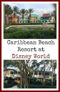 Caribbean Beach Resort in Disney World