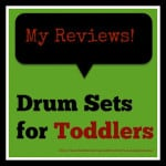 Drum Sets for Toddlers and little kids