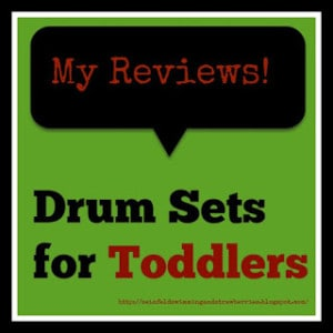 Reviews of Drum Sets for Toddlers and kids