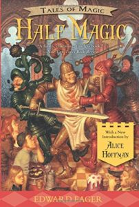 Half Magic Children's Chapter Book by Edward Eager