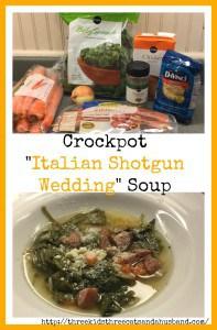 Italian Shotgun Wedding Soup