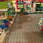 Lego main entrance