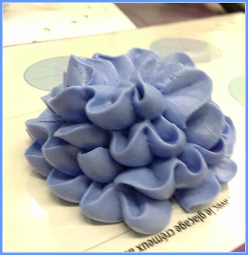 practice flower