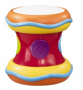 Rolling Musical Drum for Babies