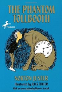 The Phantom Tollbooth chapter book by Norman Juster