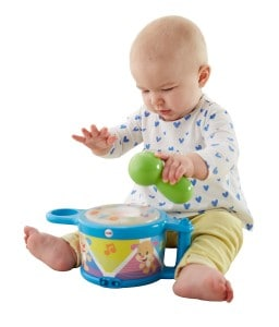 Toy Drum Set for Baby