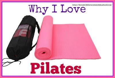 Why I Love Pilates