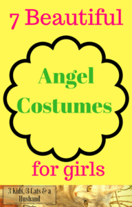 7 Angel Costumes for Girls
