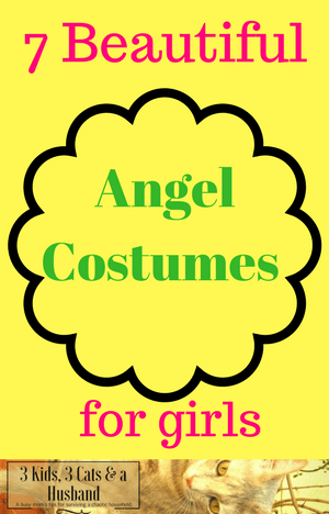 Angel Costumes for Girls
