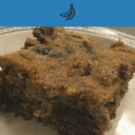 Chocolate Black-Bottom Banana Bars