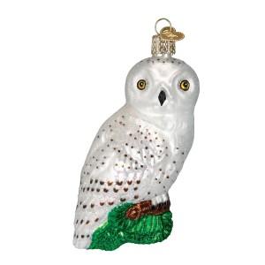glass-blown-snowy-owl-christmas-ornament