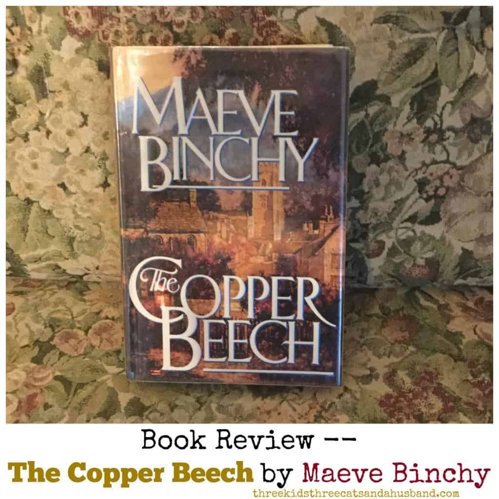 Book Review The Copper Beech by Maeve Binchy