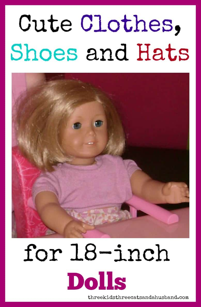 Clothes for 18 Inch Dolls