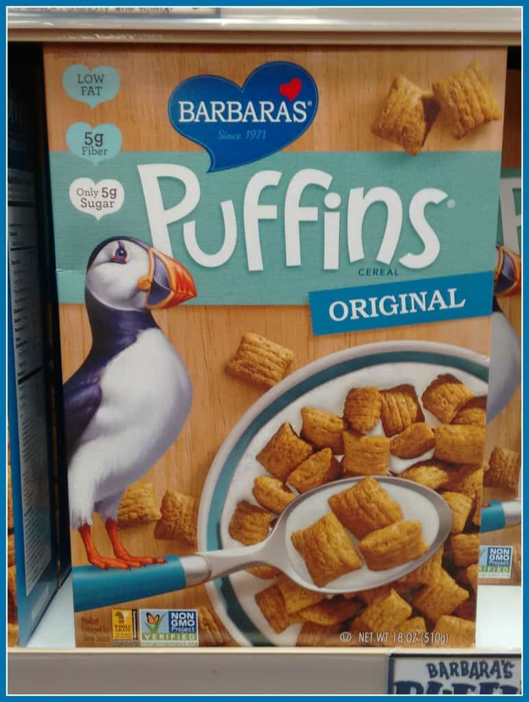 Original Puffins Cereal