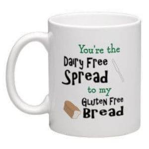 Gluten free gift mug