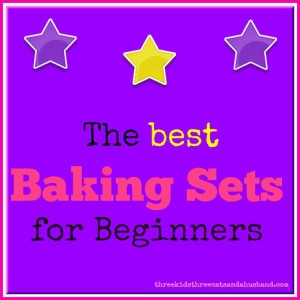 Baking Sets for Beginners