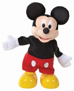Dancing Mickey Mouse Toddler Toy