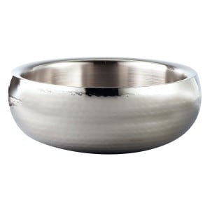 Stainless Steel Pasta Serving Bowl