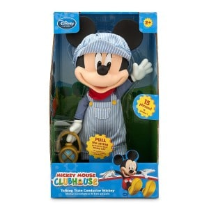 Talking Mickey Mouse Toy for Toddler Boys