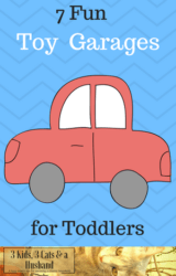 Toy Garages for Toddlers