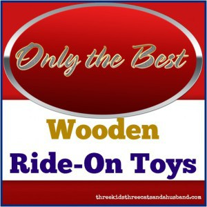 Wooden Ride On Toys