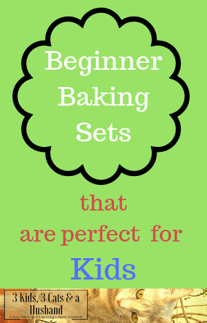 Beginners Baking Sets that are Perfect for Kids