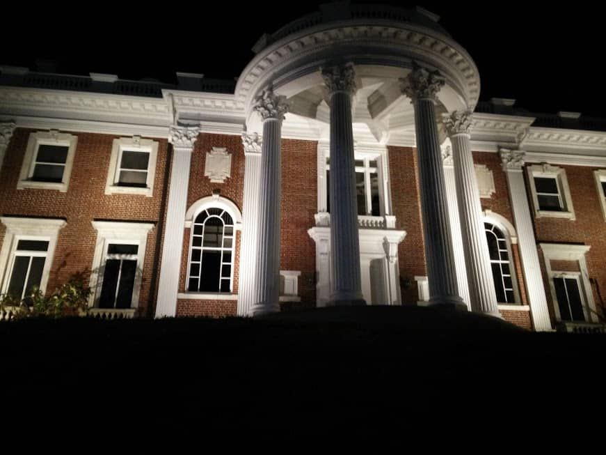 Museum on Chattanooga ghost tour