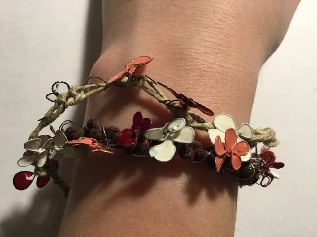 Rebecca's bracelet 1