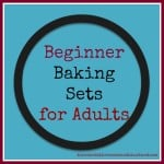 Beginner Baking Sets for Adults