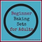 Beginner Baking Sets for Adults