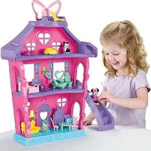 Minnie Mouse Toys for Toddler Girls