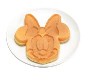 Minnie Mouse waffle maker