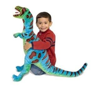 Large Plush Dinosaur Toy