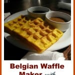 Review best belgian waffle maker with removable plates