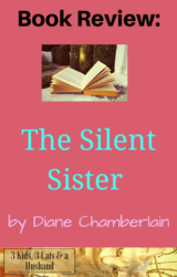 Book Review The Silent Sister by Diane Chamberlain