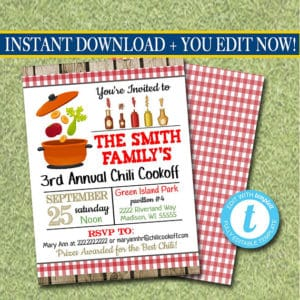 Chili CookOff Download