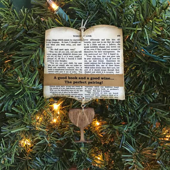 Christmas gift for book lovers