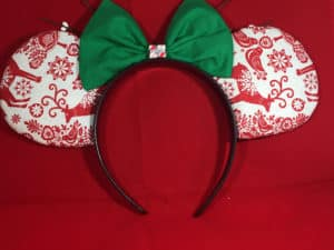 Scandinavian Mouse Ears for Norway in World Showcase