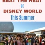 How to Beat the Heat at Disney World this summer