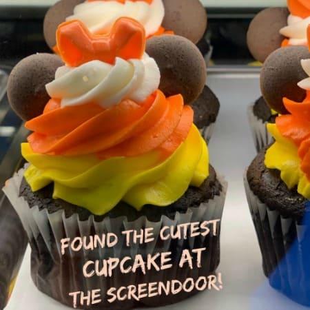 Cupcake at Disneys Boardwalk