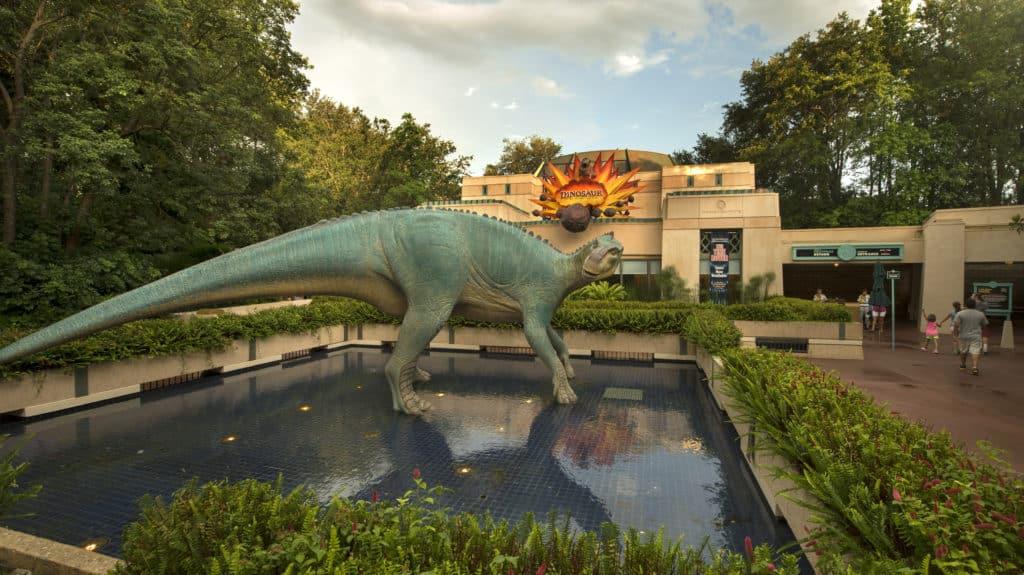 Dino-mite Fun at Disney's Animal Kingdom