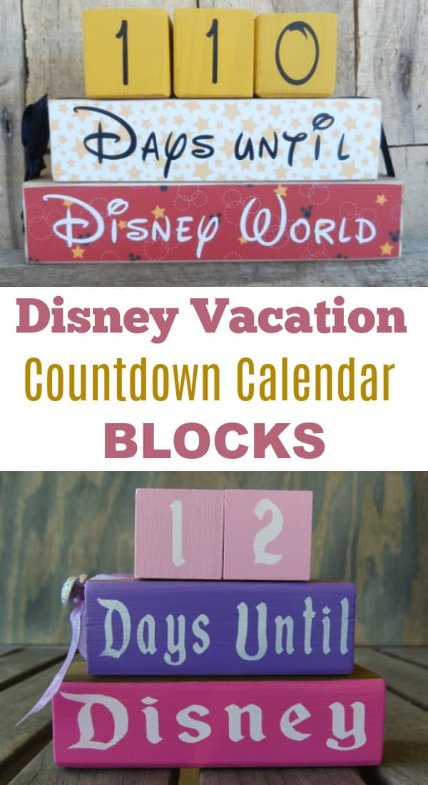 8 Fun Disney Countdown Calendars and Activities